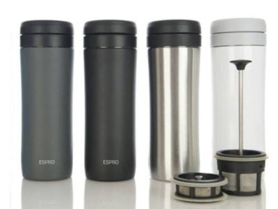 Espro Travel Coffee Press P1