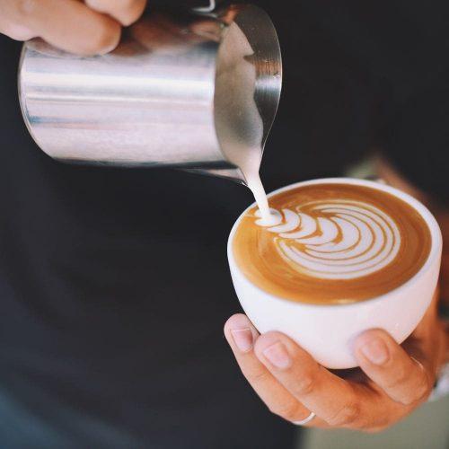 Curs Latte Art